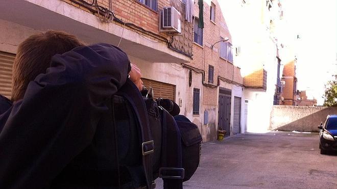 El bebé muerto en Granada cayó por accidente desde una ventana a un patio interior