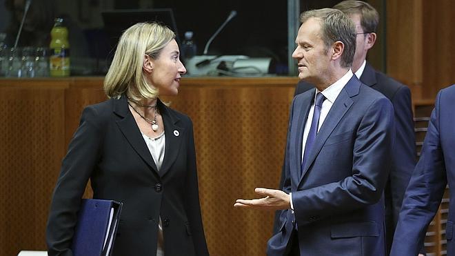 La UE urge a Rusia a un «cambio radical»