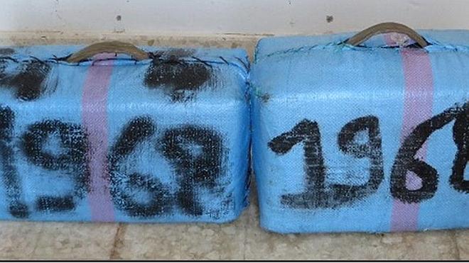Desmantelada una red de narcotraficantes afincada en el Campo de Gibraltar y la Costa del Sol