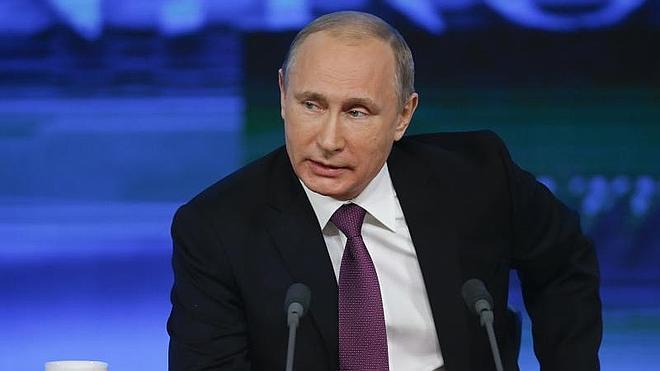 Putin: «Nos llevará dos años salir de la crisis»