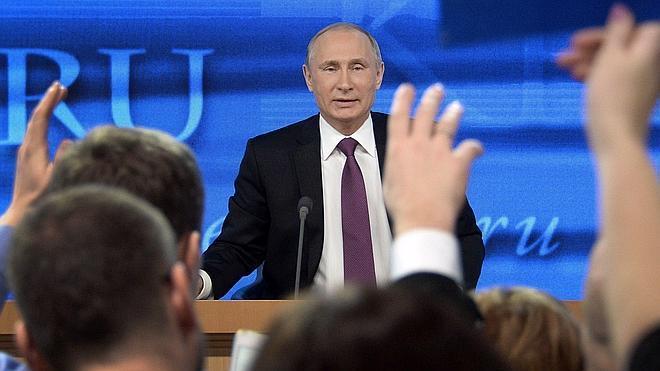 Putin: «Occidente ha decidido que es el imperio y los demás vasallos»