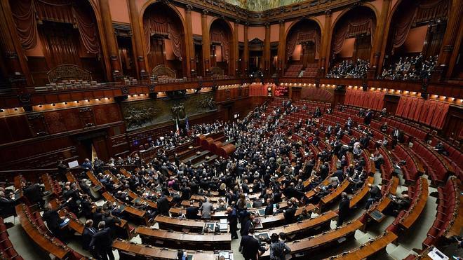 Italia sigue sin nuevo jefe de Estado, después de tres votaciones en el Parlamento