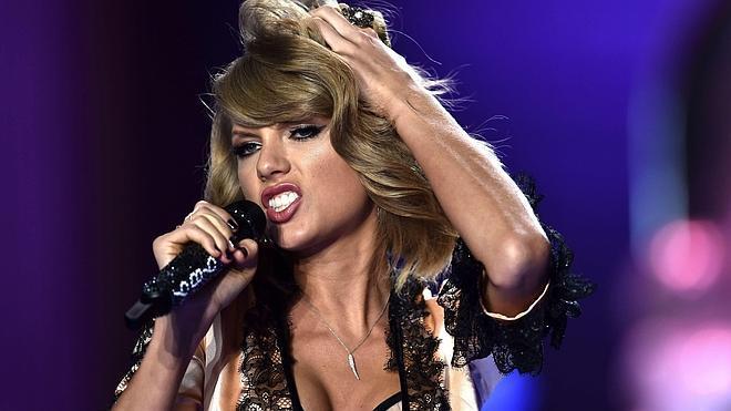 Taylor Swift sigue pulverizando récords con '1989'
