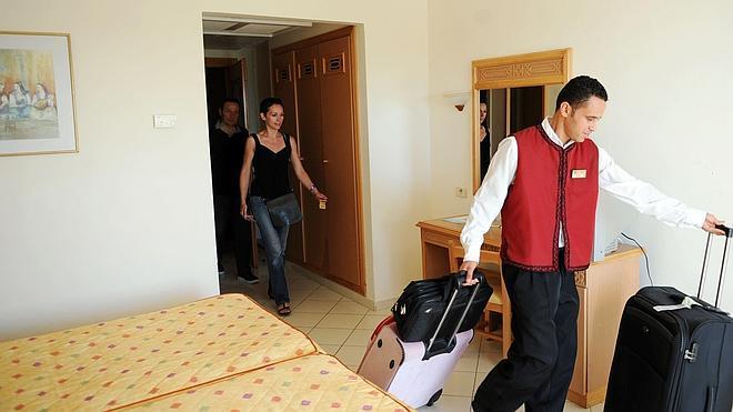 Las pernoctaciones hoteleras crecen un 4,2% en enero, hasta los 13,3 millones