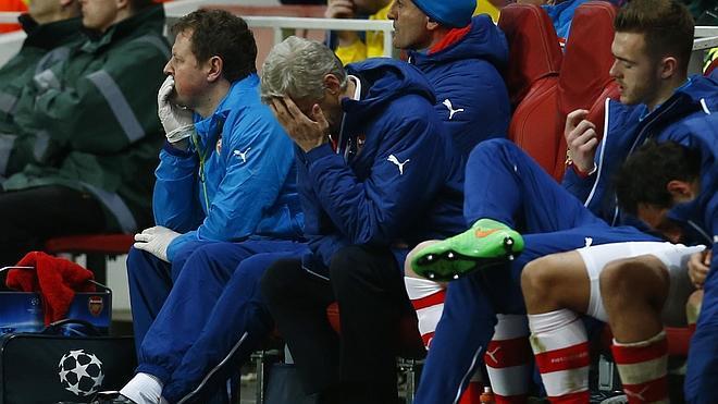 El riquísimo fútbol inglés pierde crédito en la 'Champions'
