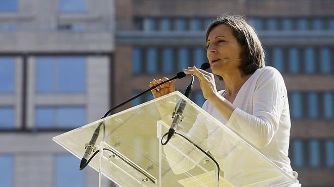 La ANC cumple 3 años entre fuertes divisiones internas