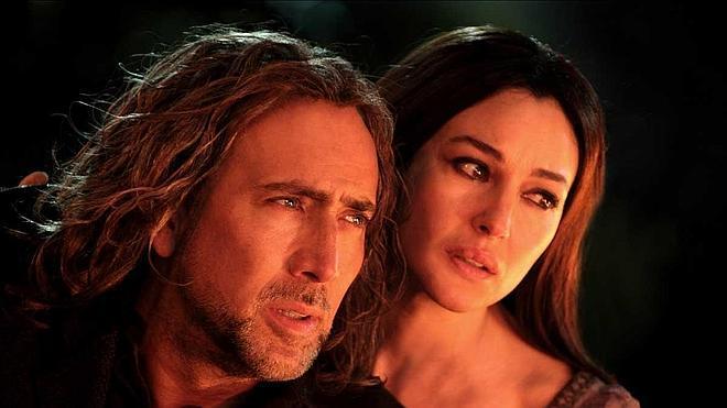 Nicolas Cage embruja a la audiencia