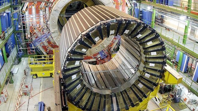 El colisionador de hadrones se reactiva en busca de la materia oscura
