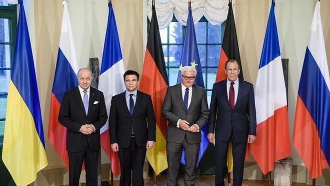 Moscú y Kiev solo logran un pacto de mínimos para seguir desactivando la crisis
