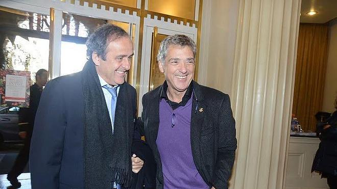 Catar pagó a Platini y Villar por su voto para el Mundial de 2022, según el 'Mail on Sunday'