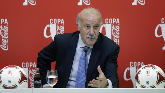 La Roja se concentrará en dos tandas días después de acabar la Liga