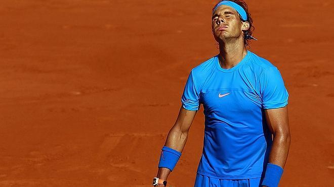 Nadal cae al puesto 10 de la ATP