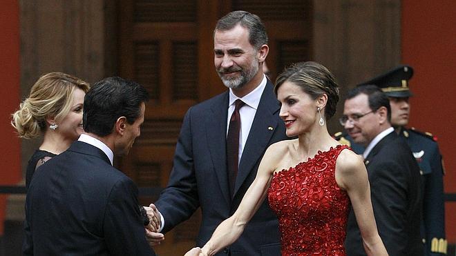 Felipe VI ensalza en México al exilio republicano