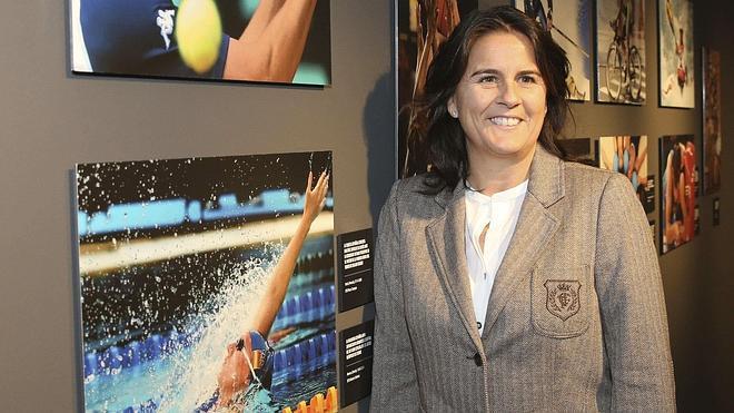 Conchita Martínez será la doble capitana española