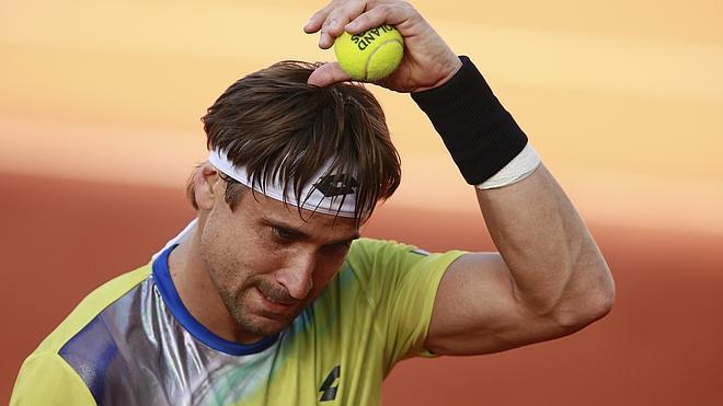 David Ferrer: «El mejor tenista de la historia es Federer»