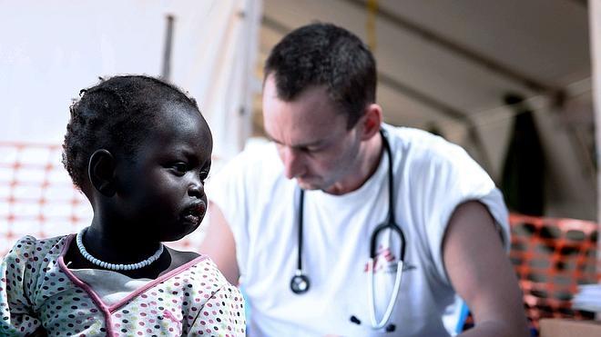 Una epidemia de cólera deja 39 muertos en Sudán del Sur