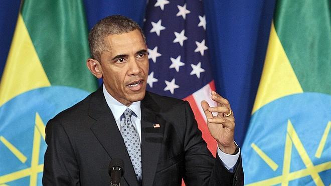 Obama pide a Etiopía «mantener la presión» sobre los yihadistas somalíes shebab