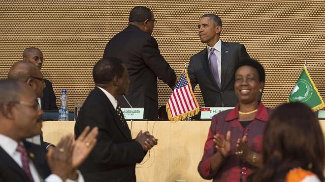 Obama, a los líderes africanos: «Nadie debe ser presidente de por vida»