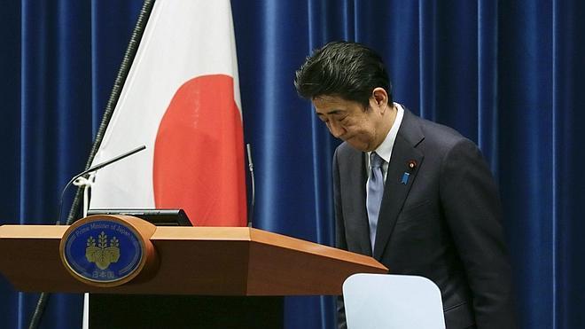 Abe pide «sinceras disculpas» por las acciones de Japón durante la Segunda Guerra Mundial