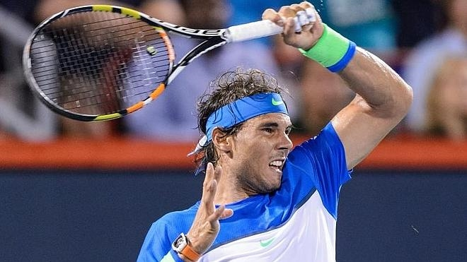 Nadal y Muguruza ascienden a la octava plaza de la ATP y la WTA