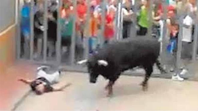 Los bous al carrer se cobran una nueva víctima mortal en las fiestas de Borriol