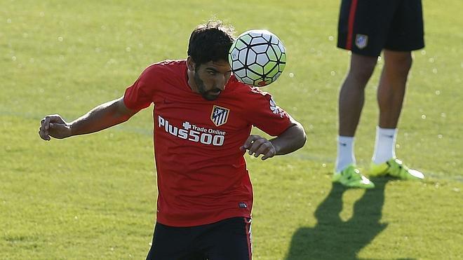 Raúl García, al Athletic