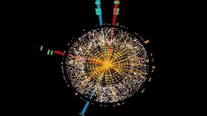 El CERN consigue la imagen más nítida del bosón de Higgs