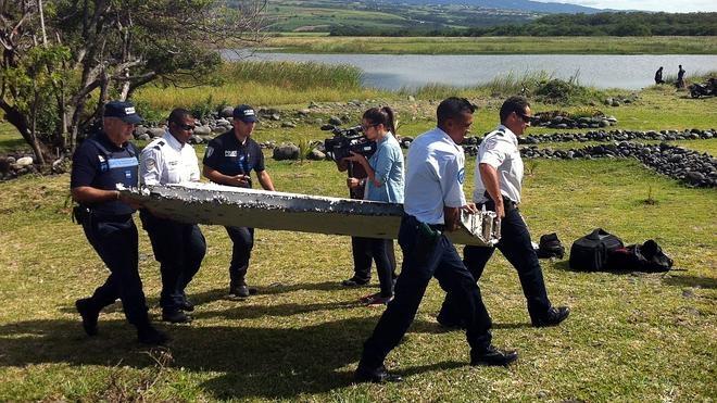 Francia confirma que los restos encontrados en La Reunión son del vuelo MH370