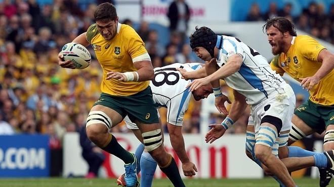 Australia se ensaña con Uruguay
