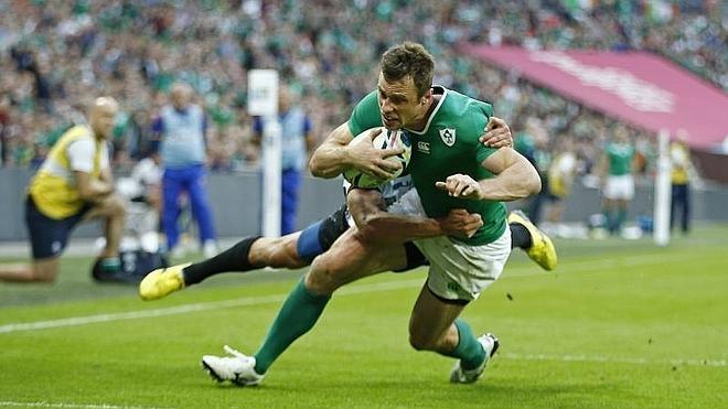 Australia e Irlanda ejercen de aspirantes