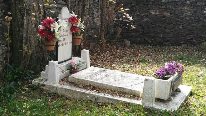 El cementerio de Teresa