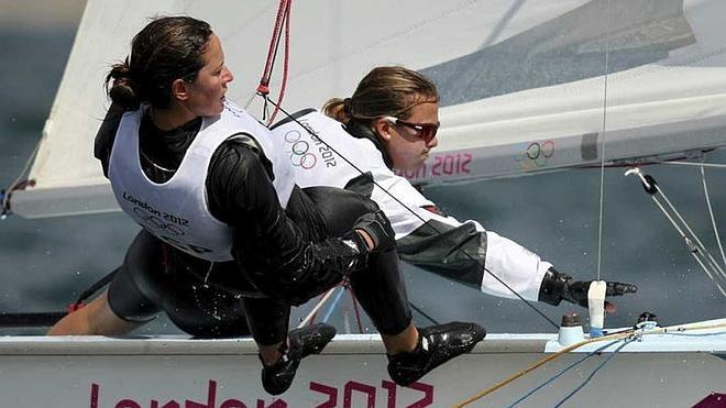 España consigue plaza olímpica en el 470 Femenino