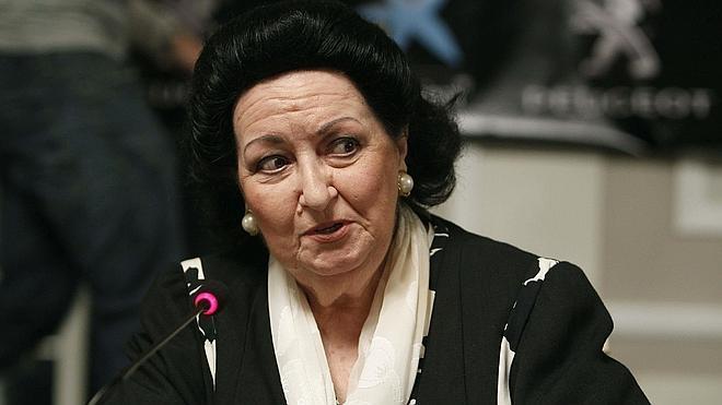 Montserrat Caballé evitará la prisión tras ser condenada por fraude