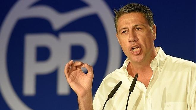 Albiol aboga por aplicar el 155 si JxSí-CUP despliegan su «desafío» independentista
