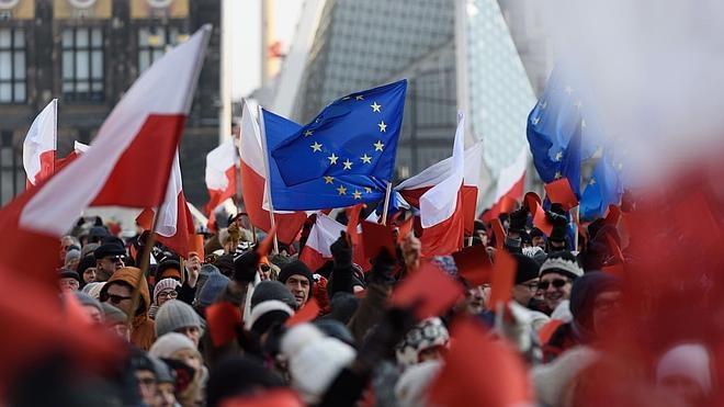 Polonia, una grieta más en la Unión Europea