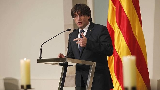 Puigdemont contemporiza, a la espera de un interlocutor en la Moncloa