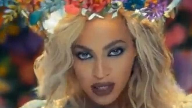 Beyoncé y Coldplay estrenan videoclip