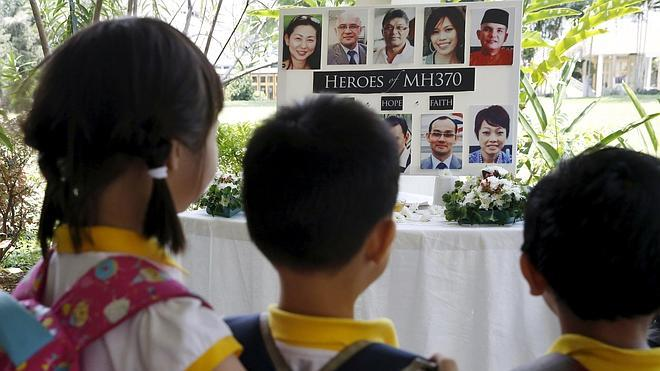 Dos años sin noticias del vuelo MH370