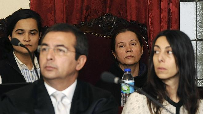 Raquel Gago, absuelta del asesinato de Isabel Carrasco