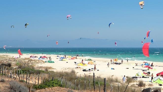 Tarifa, paraíso del surf