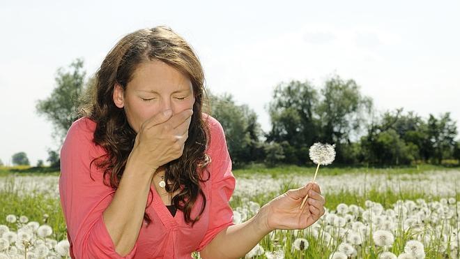 Alergia al polen, ¿puede cambiar con el tiempo?