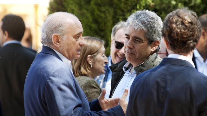 Gobierno y Generalitat reducen tensiones con un almuerzo
