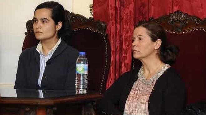 La Audiencia de León prorroga la prisión provisional de Montserrat y Triana hasta 2025 y 2024