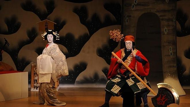 El teatro 'kabuki' vuelve a España