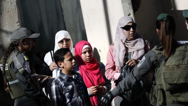 Israel prohíbe la entrada a palestinos durante el fin de semana