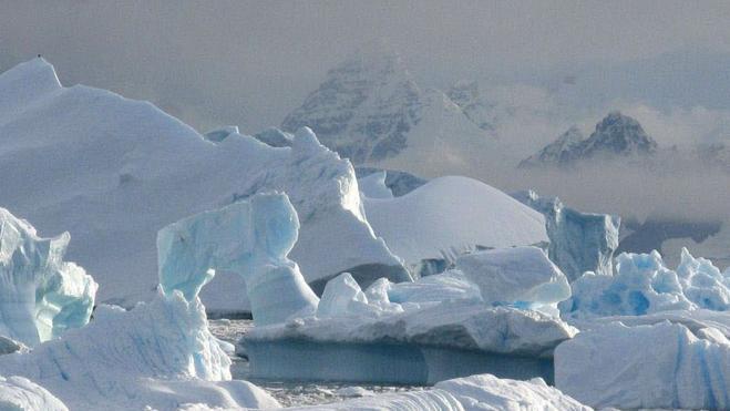 El CO2 alcanza su registro más alto en el Polo Sur en cuatro millones de años