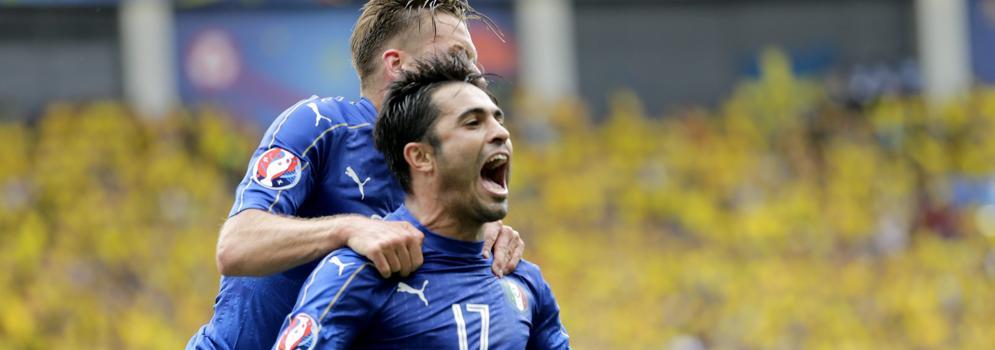 Italia sigue a lo suyo