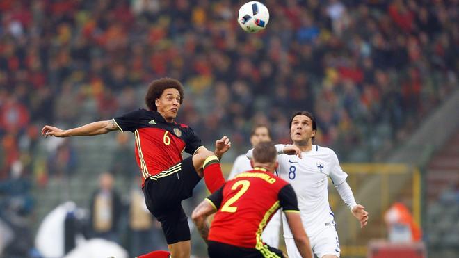 Bélgica, sin margen de error