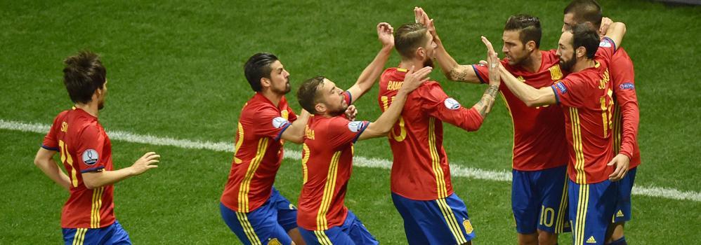 Si hay Champions, no hay gloria para España