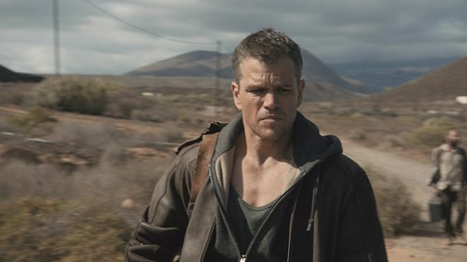 Matt Damon vuelve a la piel del agente Bourne en una cartelera con aroma provenzal